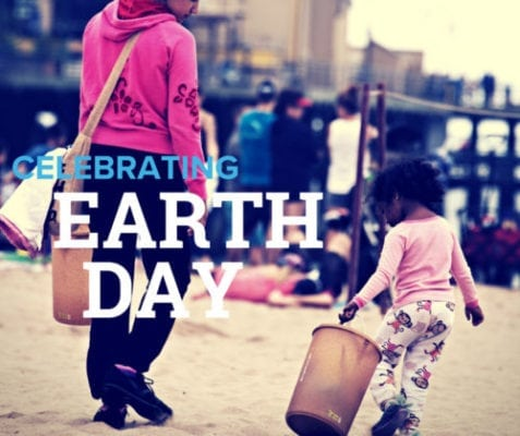 San Monica Aquarium's Earth Day Celebration
