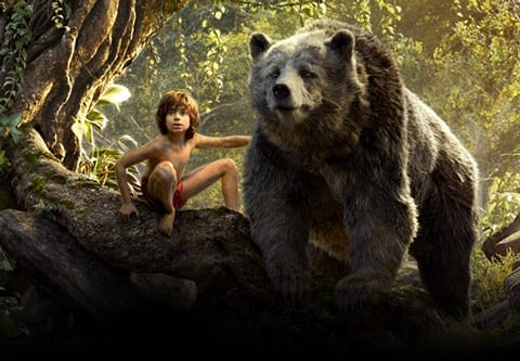 The Queen Mary Presents A Free Jungle Book Screening