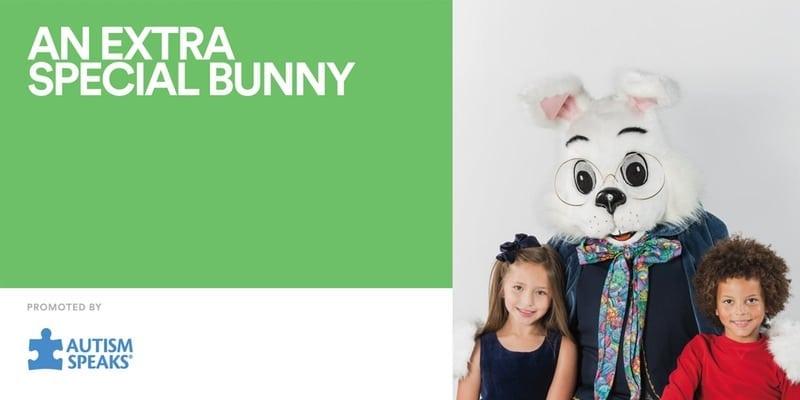 Caring Bunny Photos at Del Amo Fashion Center