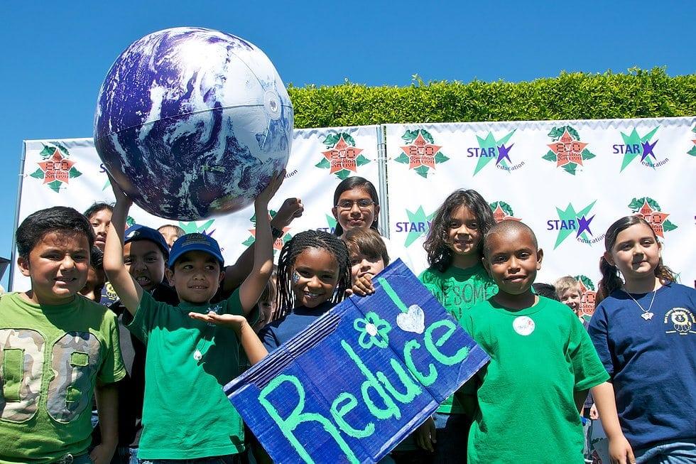Family Fun Earth Day