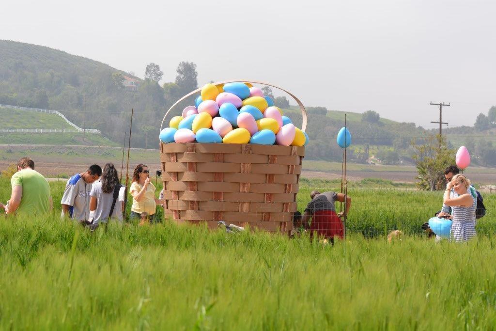 Underwood Family Farms' Easter on the Farm