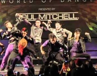 World of Dance Tour