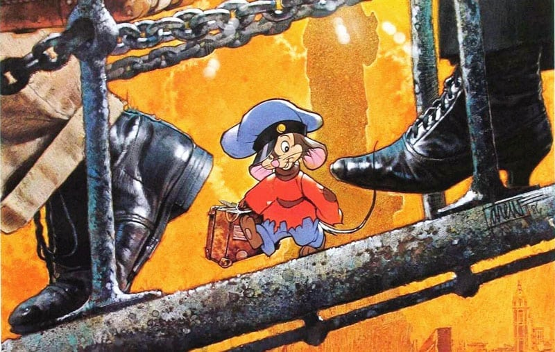 Family Flicks Film Series: An American Tail