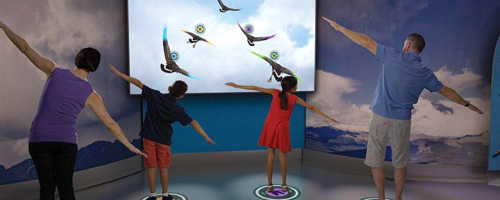 Above and Beyond: The Ultimate Interactive Flight Exhibition