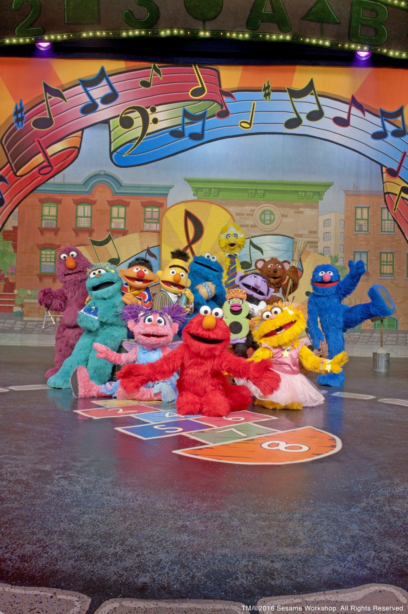 Sesame Street Live: Elmo Makes Music!
