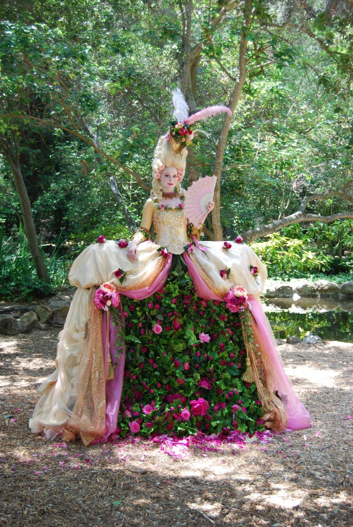 Descanso Garden's Rose Festival