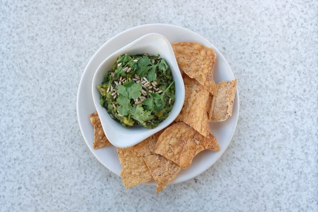 True Food Kitchen Guacamole Recipe Getting Sneaky With Kale