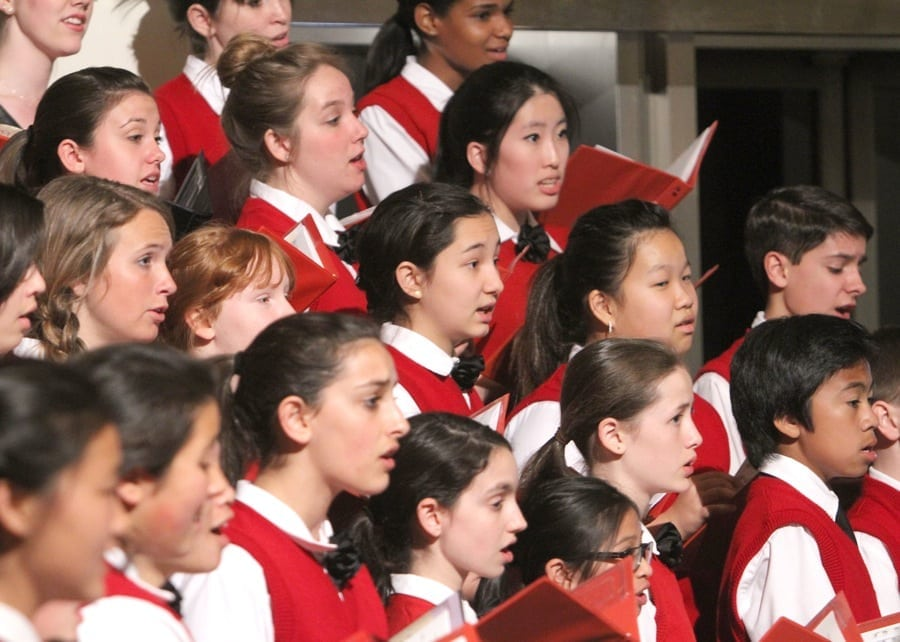 Los Angeles Children's Chorus Spring Concert