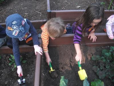 Early Learner Programs: Garden Buds