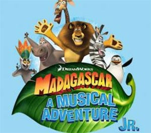 Madagascar: A Musical Adventure, Jr
