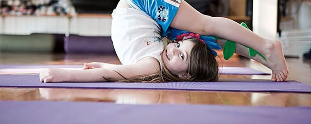 Just For Kids Yoga Class