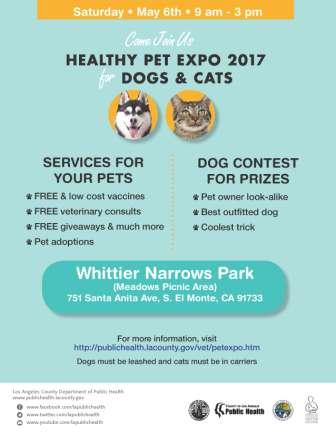 Healthy Pet Expo 2017