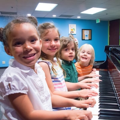 Piano Play's Young Composers Summer Camp