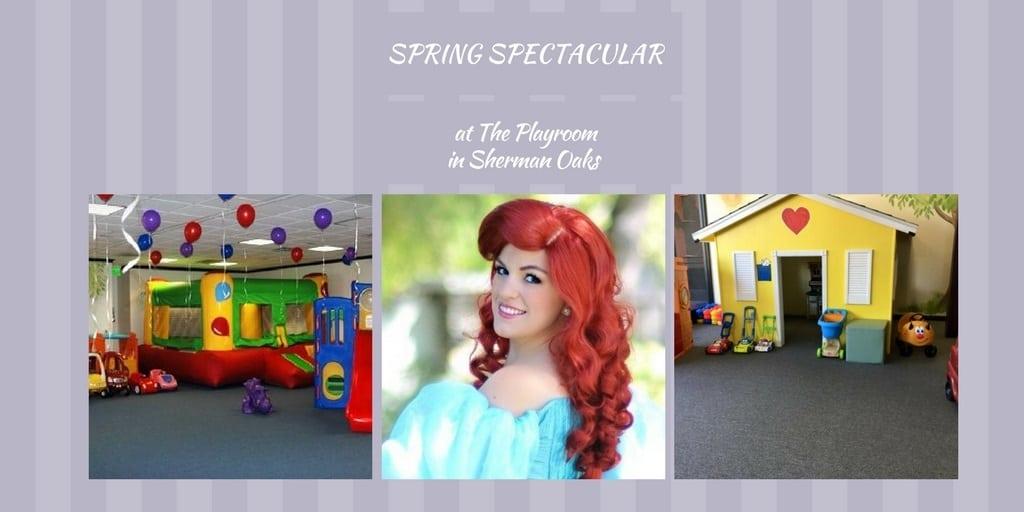 Spring Spectacular With A Disney Princess Encounter!
