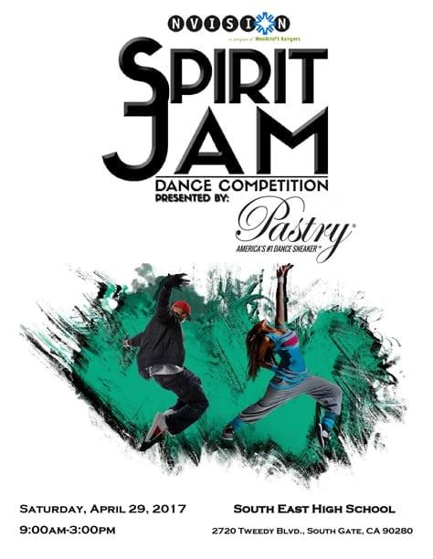 Spirit Jam!