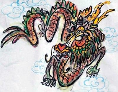 Children's Workshop: Chinese Brush Painting.