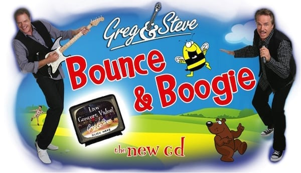 Greg and Steve: Bounce & Boogie Children's Concert