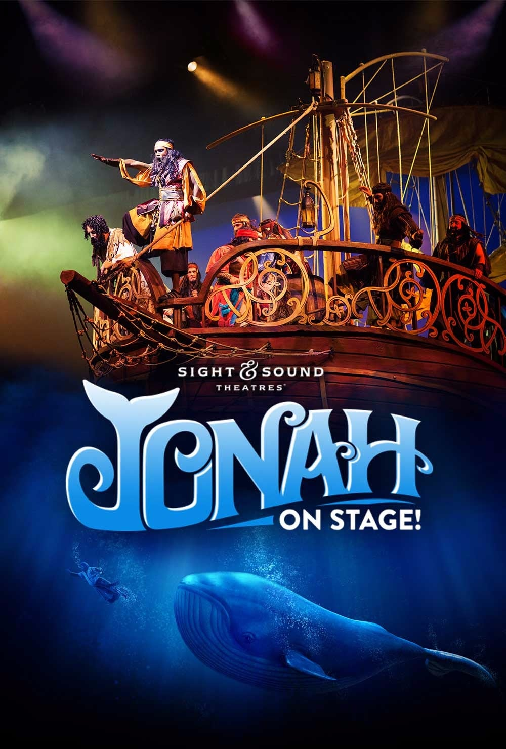Jonah: On Stage Live!