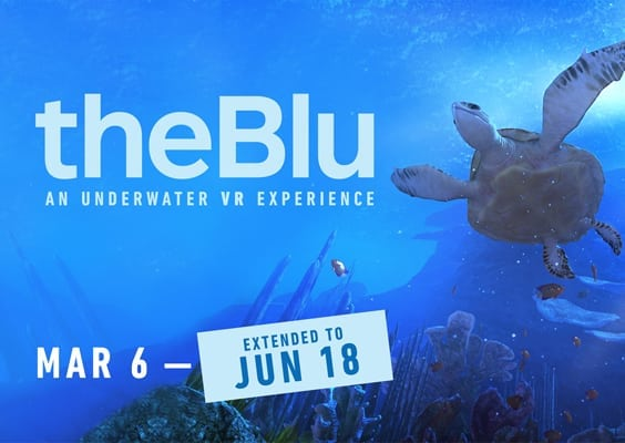 theBlu: An Underwater VR Experience