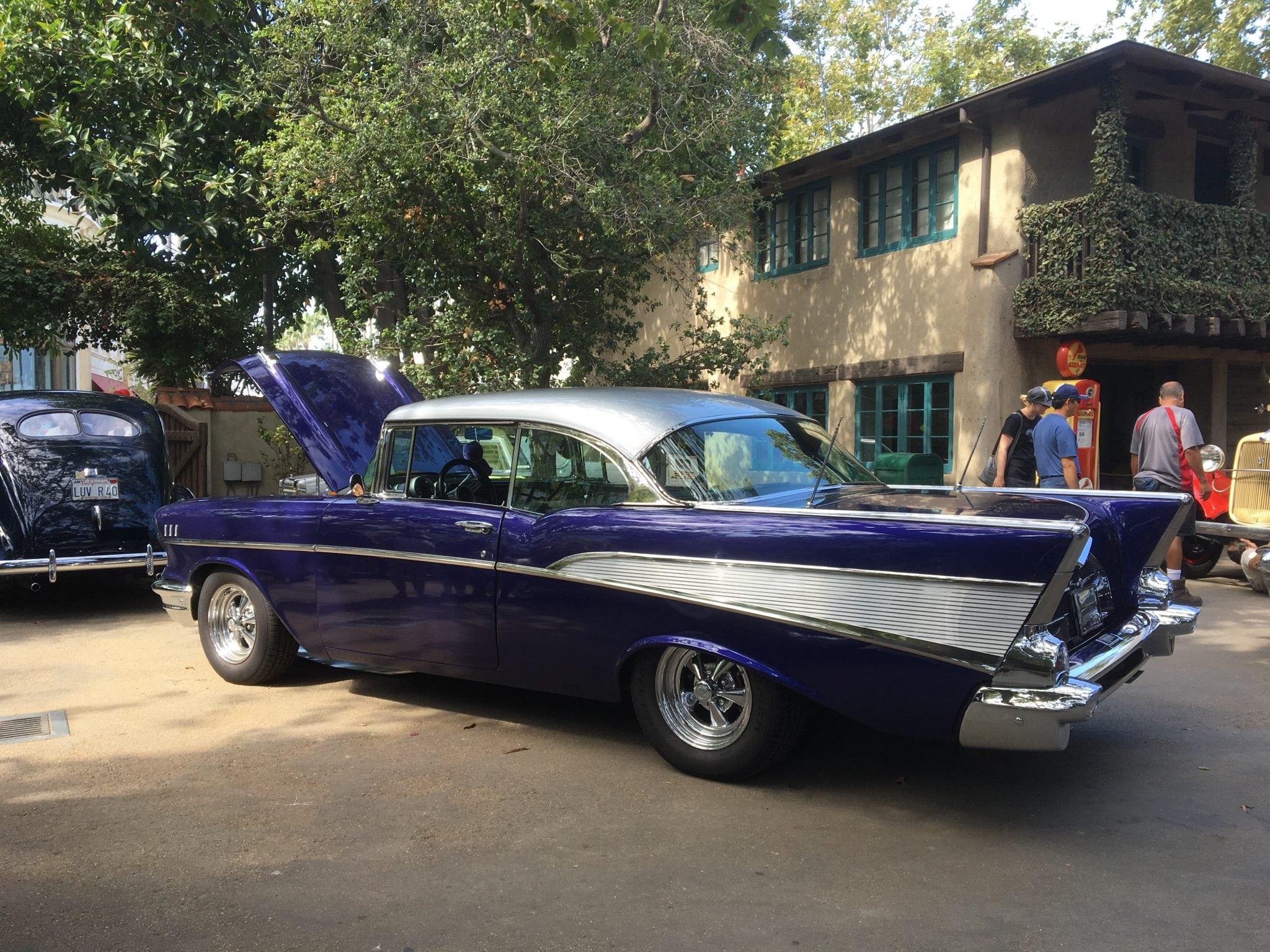 Gilmore Heritage Auto Show