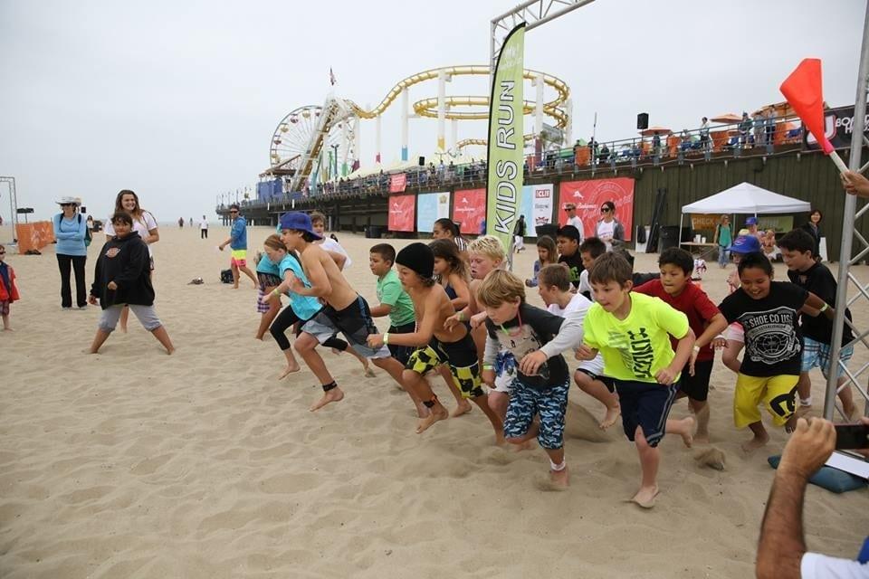 Santa Monica Pier Paddle and Ocean Festival