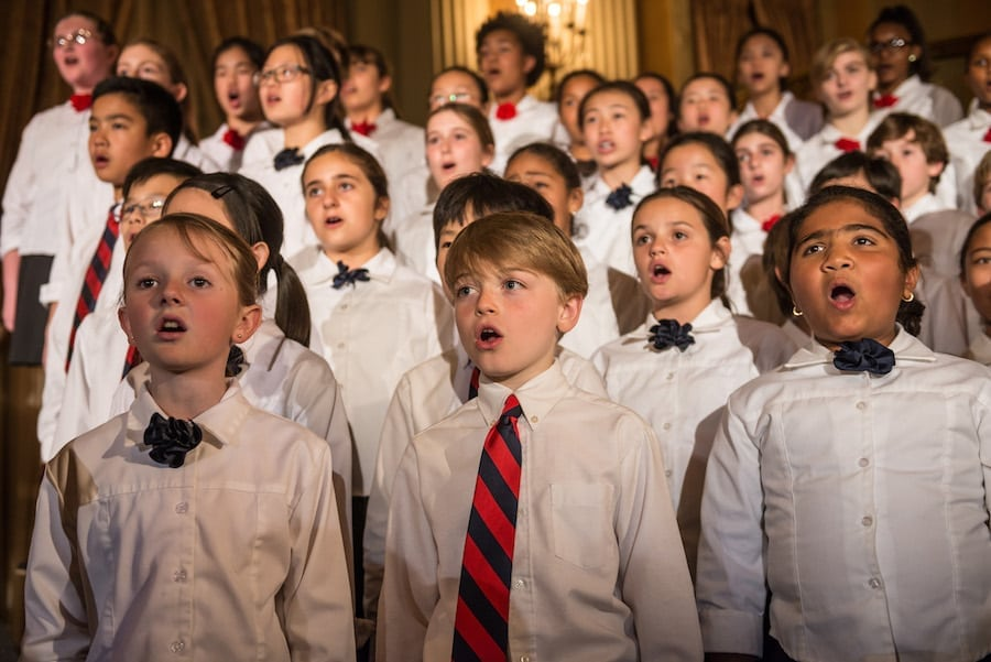 Los Angeles Children's Chorus Auditions