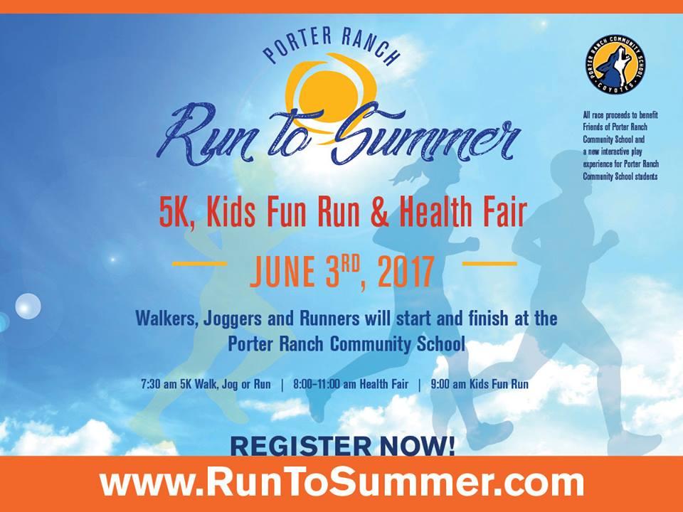 Run to Summer 5K