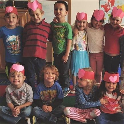 Shepherd of the Valley Preschool Open House, Spring Sing & Art Show