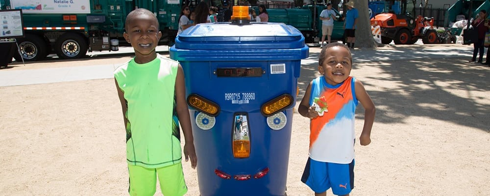 Discover Recycling Event