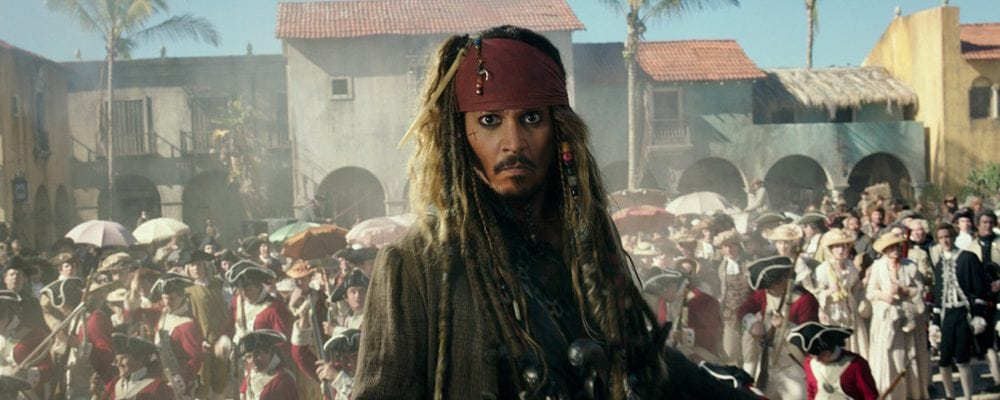 Disney's Pirates of the Caribbean: Dead Men Tell No Tales
