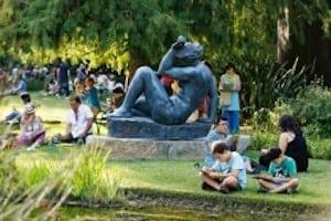 Norton Simon Museum's Garden Party