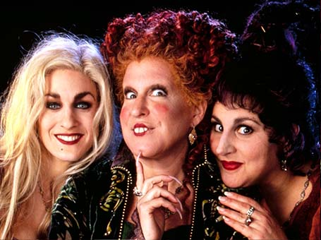 Hocus Pocus at the El Capitan