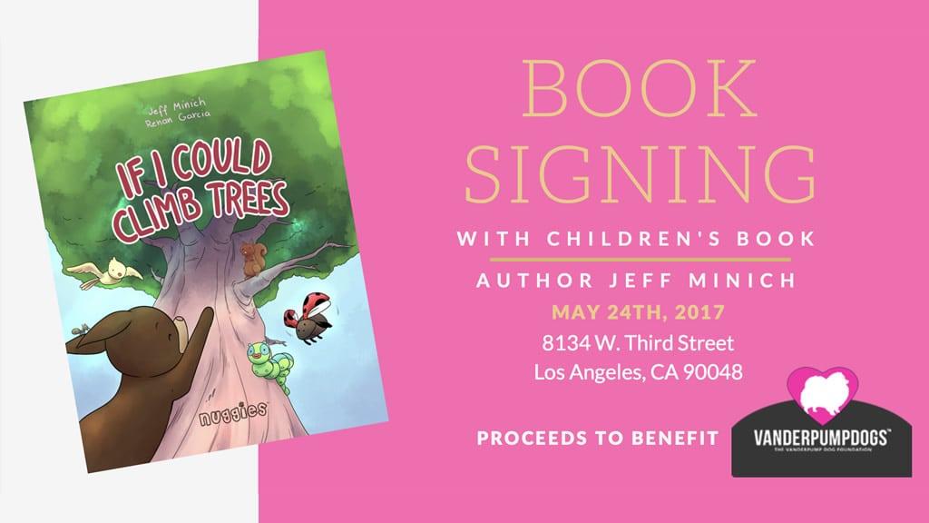 Children's Book Signing to Benefit Vanderpump Dog Foundation