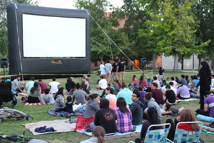 CSUN's Summer Movie Fest