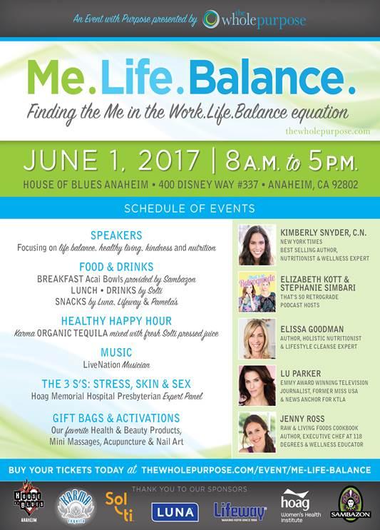 Me.Life.Balance Wellness Conference