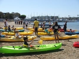 Kayaks4Kidz's Free Summer Day Camp