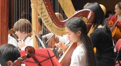 Los Angeles Youth Orchestra Free Concert