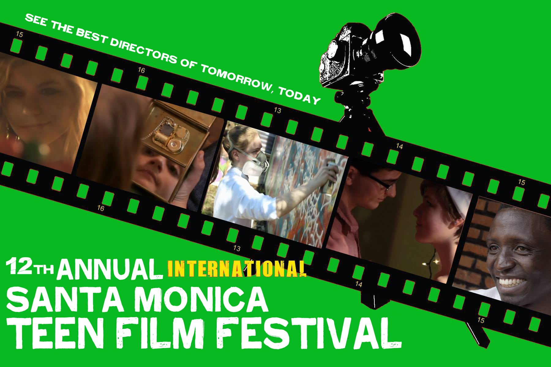 12th Annual Santa Monica International Teen Film Festival