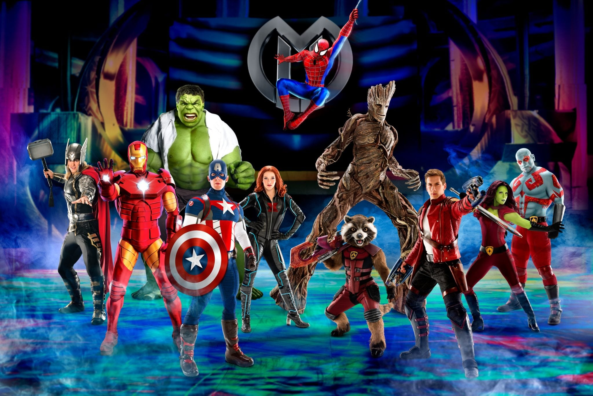 Marvel Universe Live! - Age of Heroes