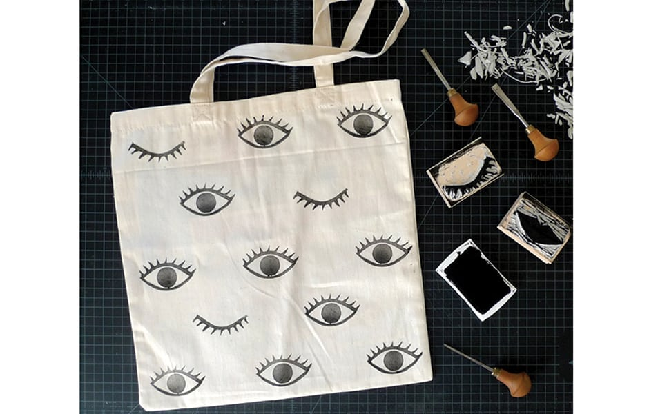 Patterned Tote Workshop