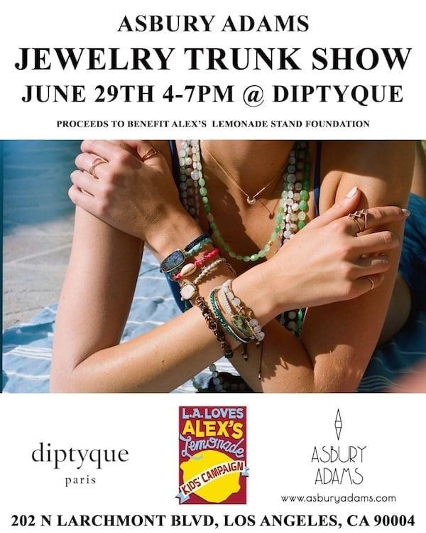 Sunshine & Lemonade Luxury Shopping Event