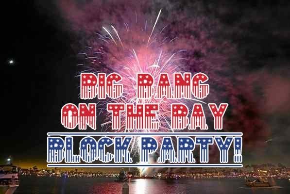 Big Bang on the Bay Block Party