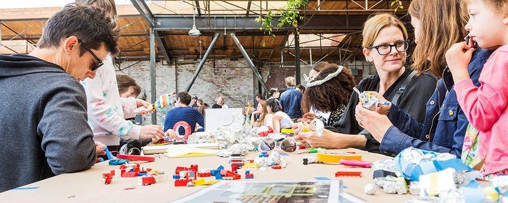 Family Studio Workshop: Paul McCarthy