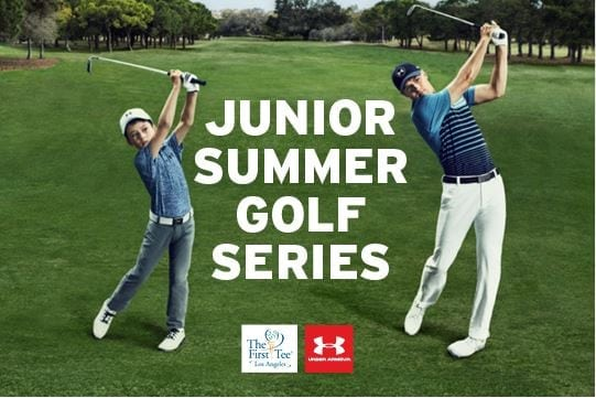 Junior Summer Golf Series at The Americana at Brand