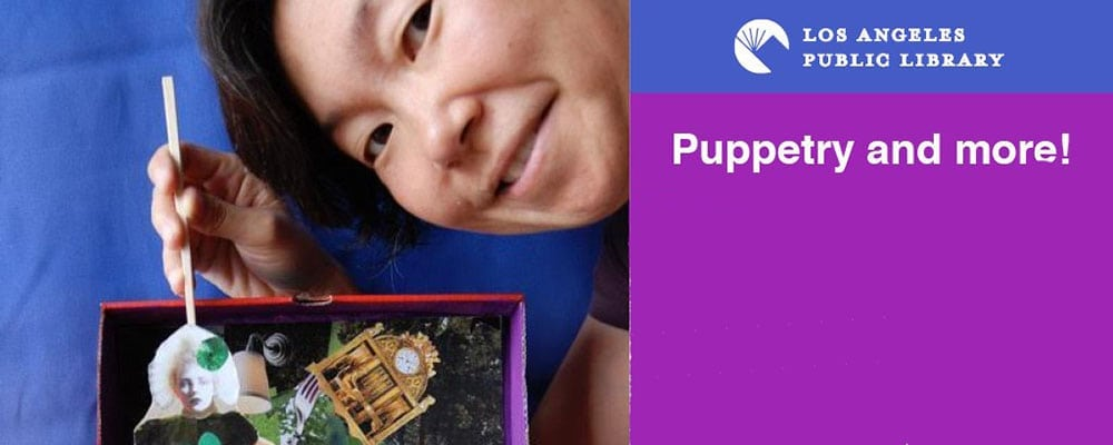 Teen'Scape: Puppetry and More
