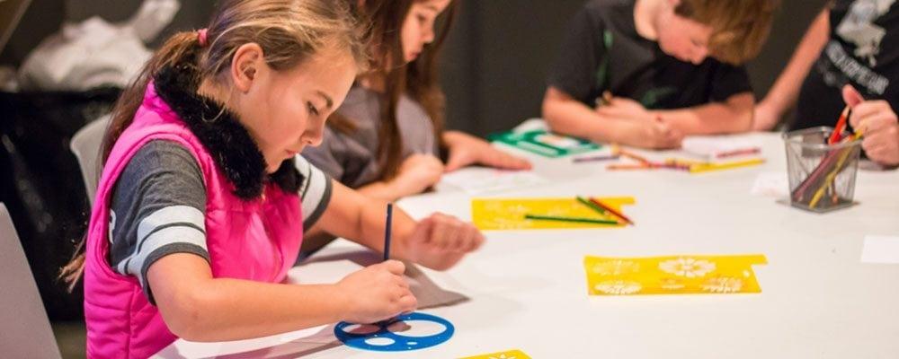 Children's Workshop: Printmaking