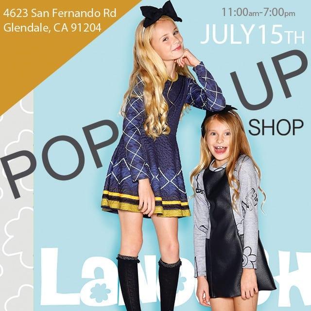 Lanoosh Childrenswear Pop-Up Shop