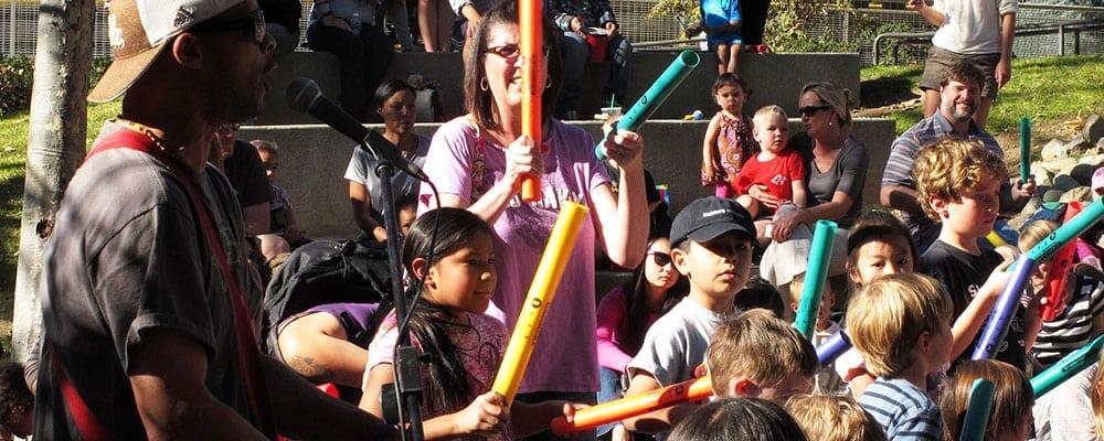 Rhythm Child at Levitt Pavilion Pasadena