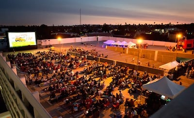 South Lake Pasadena's Rooftop Cinema Series: Fast and Furious 6