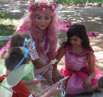 A Faery Hunt Fairy Tea Party!